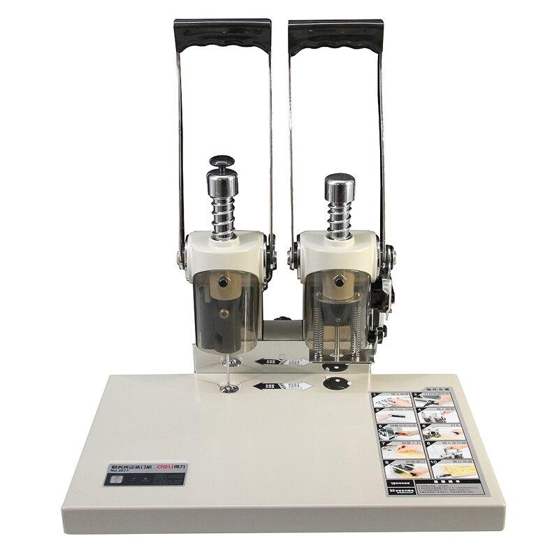 3877 Financial Melt Binding Machine Binding Maximum 400 D
