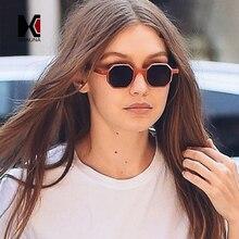 SHAUNA Cute Women small Square Sunglasses Fashion Men Polygon Shades UV400