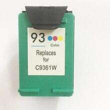 Vilaxh Ink Cartridge Compatible For HP 93 Replacement HP93  Deskjet 5440 5442 5443 D4160 PSC 1507 1510 C3150 C3180 4PCS