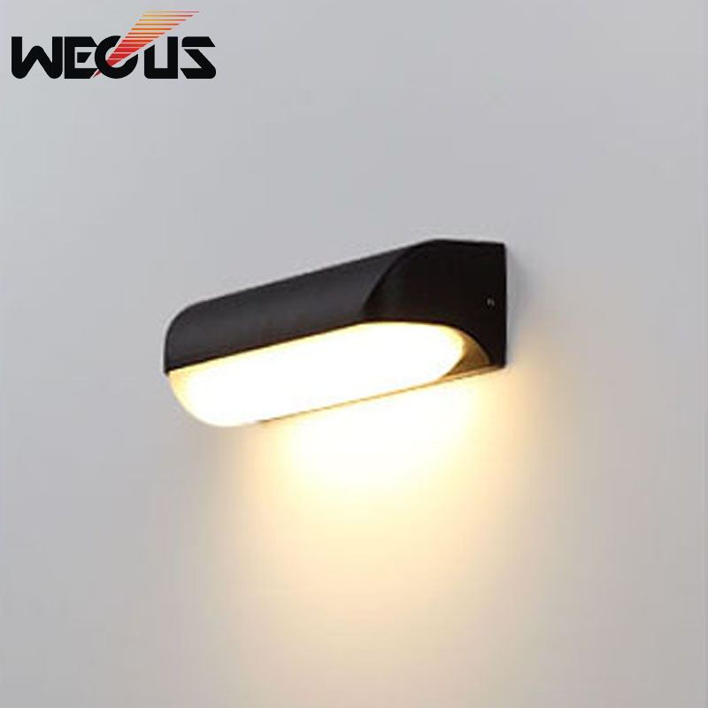 Outdoor landscape lighting creative modern wall light waterproof balcony courtyard lamp outside residential sconce villa braOutdoor landscape lighting creative modern wall light waterproof balcony courtyard lamp outside residential sconce villa bra