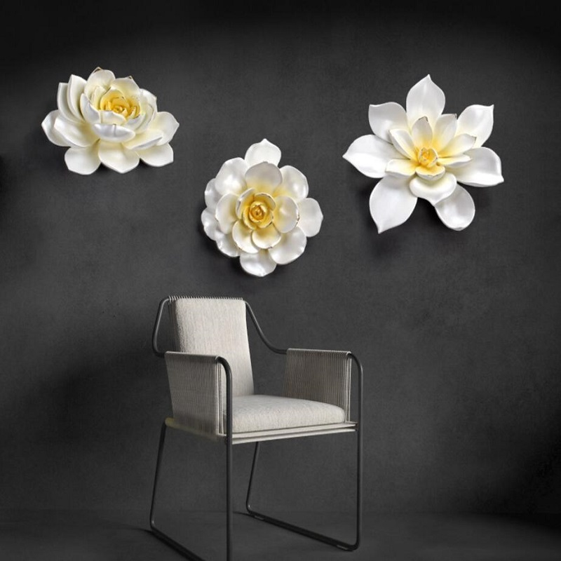 Flower, Free, Stickers, Decoration, Sofa, Home