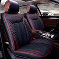 New 3D Estilo Tampa de Assento Do Carro Para BMW F10 F11 F25 F30 F20 F15 F16 F34 E60 E70 E90 1 3 4 5 7 Series GT X1 X3 X4 X5 X6 Car-Cobre