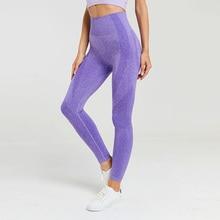 SALSPOR New Push Up Yoga Pants Women Sexy High Waist Slim Fit Seamless Leggings Running Sport Fitness Gym Legging Female