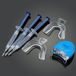 QIC Equipamentos 44% Peróxido Dental Sistema de Branqueamento Kit Gel Oral Dental Dente Branqueadoras de Origem