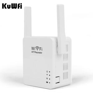 Image 1 - 300 Мбит/с Портативный wifi повторитель беспроводной улучшить покрытие Wi Fi Двойной телевизионные антенны AP USB зарядное устройство усилитель сигнала