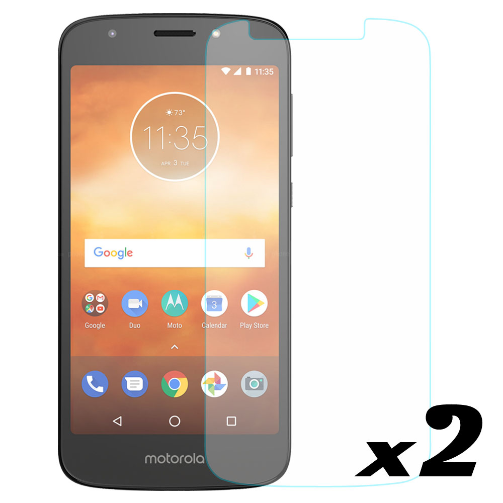 2pcs/lot 9H Hardness Tempered Glass Screen Protector Explosion-proof Front Guard Films For Motorola Moto E5 Play/Moto E5 Cruise