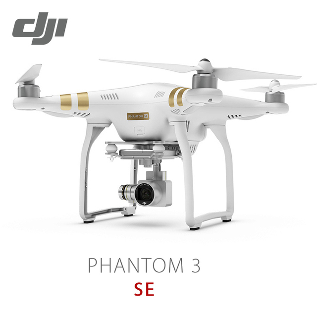Dji Phantom 3 Drone >> Dji Phantom 3 Se Drone With 4k Hd Camera Gimbal Rc Helicopter