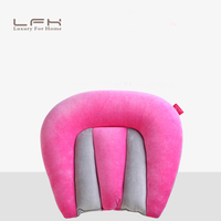 Hot Memory Foam Seat Cushion Large Office Chair Pad To Prevent Sliding Car Seat Cushion With