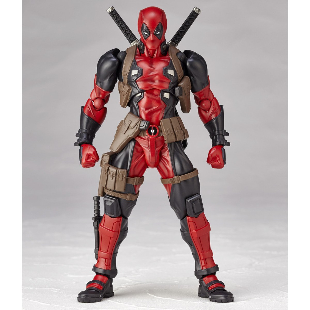 15cm Deadpool Action Figure 15