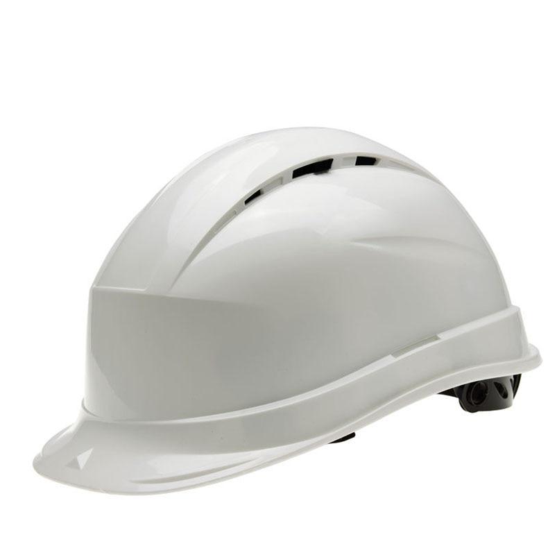 Safety Helmet High density Polypropylene Construction Helmets Breathable Hard Hat Head Protection Security Work Cap PP Helmet (7)
