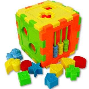 ao nuevo juguetes de plstico kits de edificio modelo formas bloques de juguetes educativos para nios de aos de los