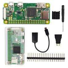 Oryginalna płyta Raspberry Pi Zero W 1GHz CPU 512MB pamięci RAM z wbudowanym WI-FI i Bluetooth RPI 0 W