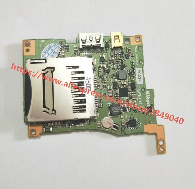 95%NEW P530 motherboard for nikon p530 main board P530 mainboard DSLR Camera repair parts