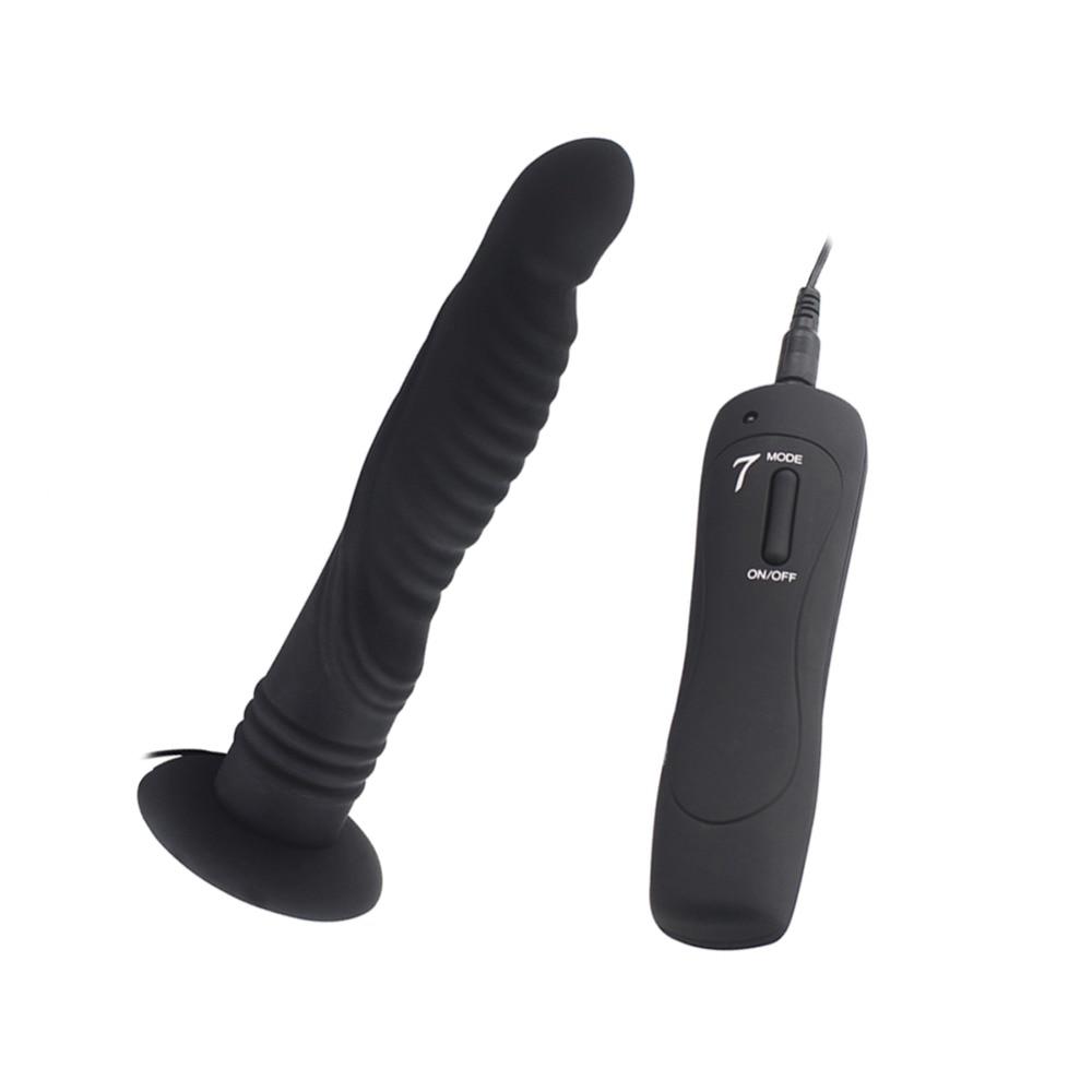 font b Dildo b font Vibrator Sex Toys for Woman Silicone Realistic font b Dildos