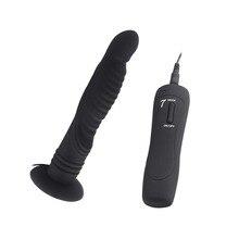 Dildo Vibrator Sex Toys for Woman Silicone Realistic Dildos Suction Cup G Spot Stimulator Anal Clitoris