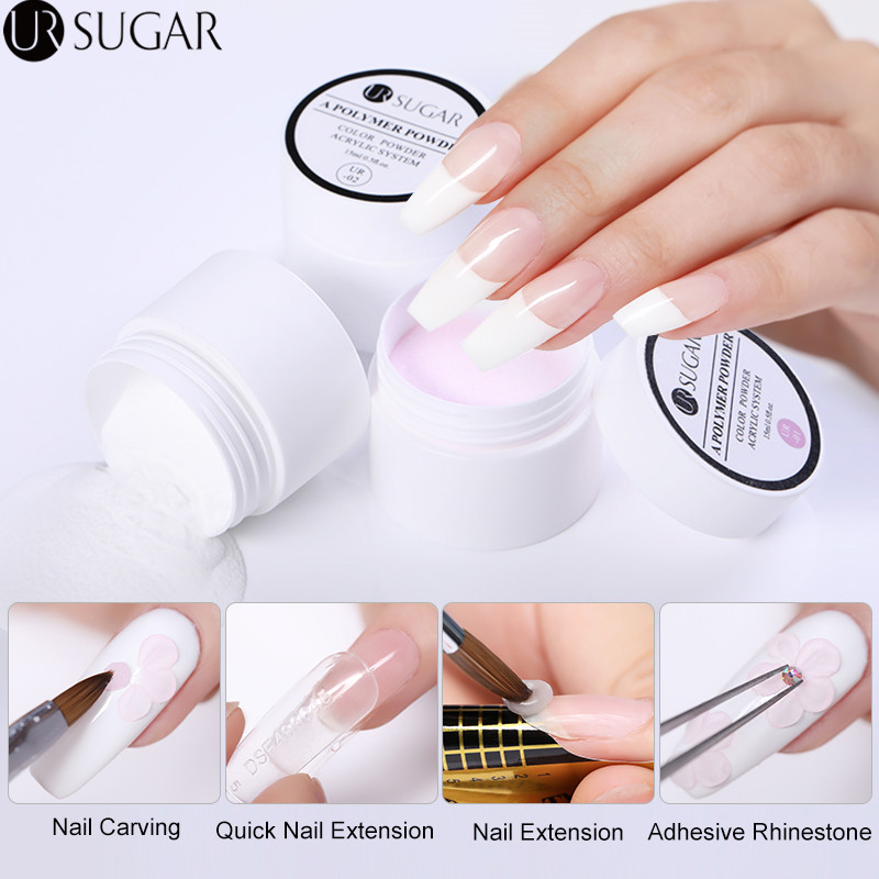 Best Top 10 White Acrylic Glitter Nail Powder Brands And Get