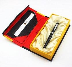 Picasso 607 wysokiej jakości Business Desige pióro kulkowe posrebrzane pióro do pisania