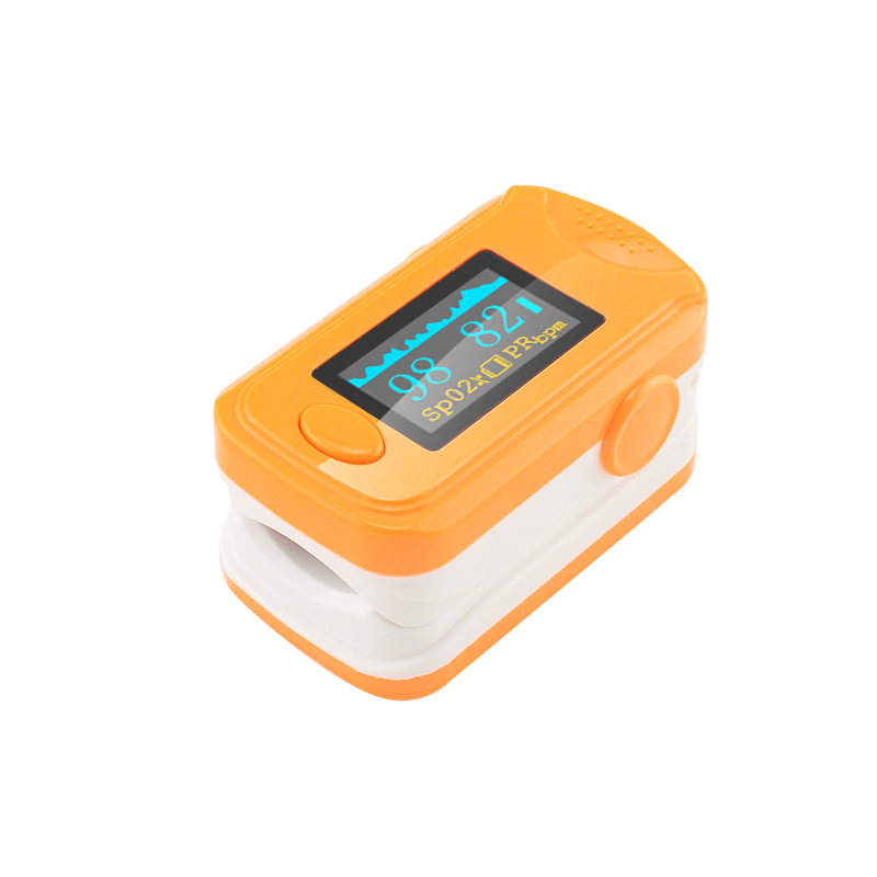 Quality Guaranteed New Color Oled Fingertip Pulse Oximeter
