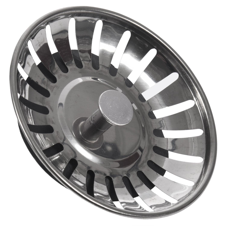 Kitchen Sink Strainer Drainer Draining Waste Plug