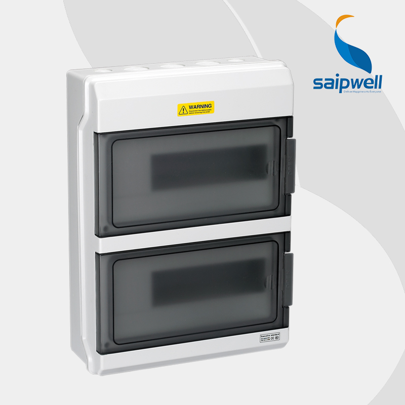 2014 New Hot Sale Saipwell 380*273*110mm 24 WAYS Waterproof MCB Distribution Box High Quality type GDB-242014 New Hot Sale Saipwell 380*273*110mm 24 WAYS Waterproof MCB Distribution Box High Quality type GDB-24