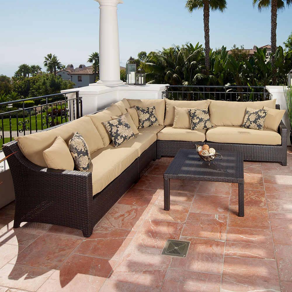 Modern balcony outdoor sofa set hotel furniture liquidators