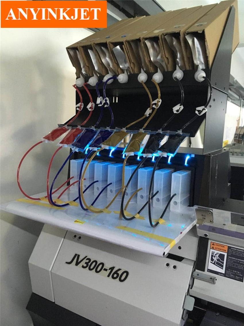 Ciss Ink System Bulk Use For Roland Mimaki Mutoh Gongzheng 3212 Circuit Board Printing Machine View Print Head Sytem Jv33 160a Jv300 160 Jv400