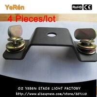 Mecanismo de fijación de alambre de acero inoxidable para luces de escenario cabezal móvil par luz para Iluminación Dj|Efecto de iluminación de escenario|Luces e iluminación -