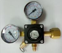 CO2 Regulator for coca machine New homebrew kegging CO2 Regulator All brass good quality co2 beer/beverage regulator