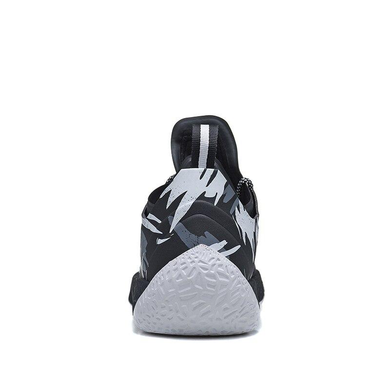 e32751c1e863 Men Basketball Shoes boost Harden Vol.2 AH2217 Black White Sports sneakers  Size 40 46 free shipping-in Basketball Shoes from Sports   Entertainment on  ...