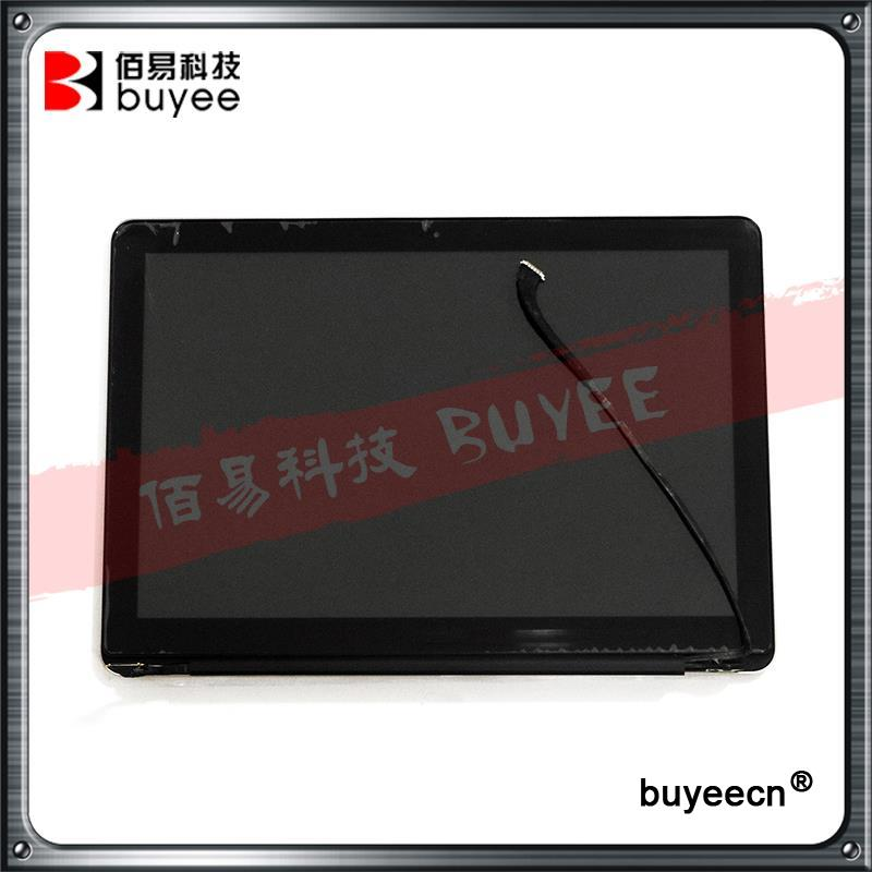 Original A1278 LCD Assembly 2010 Year For Macbook Pro 13 Inch Full LCD Screen Display Complete Assembly Laptop Parts Replacement used original 13 inch a1237 lcd assembly for macbook air full complete 1304 lcd display screen assembly tested replacement