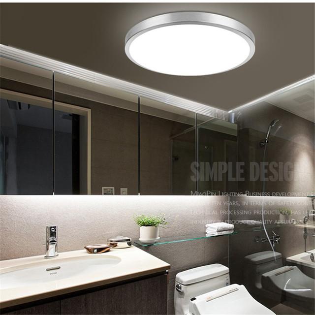 Motion Sensor/Radar Human induction Acrylic led ceiling light lamp Modern Restaurant Bathroom Aisle Stairs Balcony Ceiling lamp