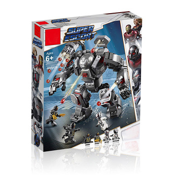 War Machine Buster Building Blocks