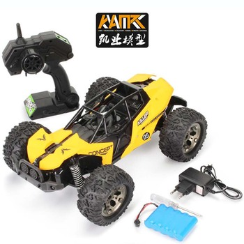 New RC Car 2.4G 4CH 25Km/h Rock Crawlers Driving Drive Bigfoot Remote Control Cars Model OffRoad drift Vehicle Children Toy