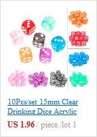 Internacional 32 peças Conjunto de Plástico Com