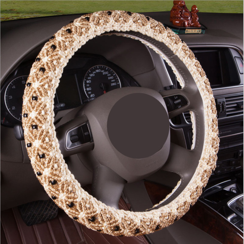 Car-Styling High quality steering wheel For Land Rover discovery 2 3 4 sport freelander 1 defender evoque Car Accessories