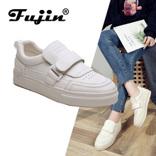 FUJIN Brand Women Casual Flats Shoes Sneakers 2019 Spring Autumn Summer Female Fashion for