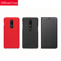100 Official Sandstone Silicone Back Cover For Oneplus 6 Case Oneplus6 Phone Shell Cases And Covers