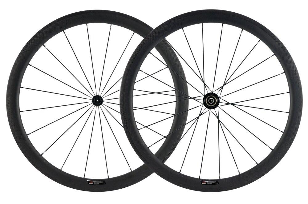 2019 new arrival carbon bike wheels 30/40/45/55 profile 25 width basalt braking track clincher speed wheels carbon road wheelset|Bicycle Wheel| |  - title=