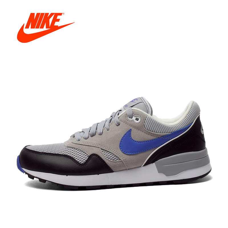все цены на Official New Arrival Original Nike Air Odyssey Men's Breathable Running Shoes Sneakers Outdoor Walking Jogging Comfortable