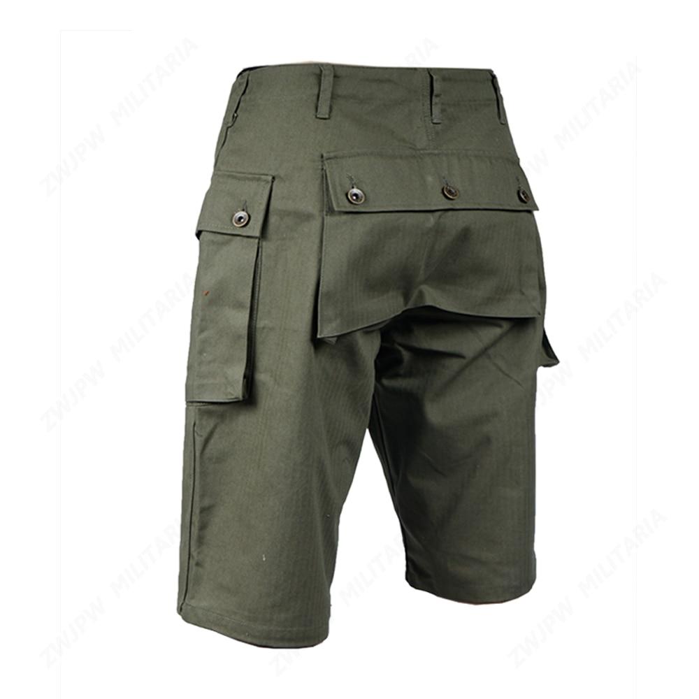 WW2 Vietnam War U.S. USMC SHORT PANTS Uniform War Reenactments