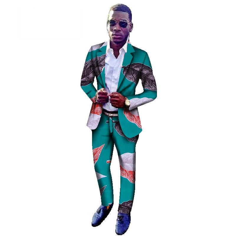 2018-Customized-2-Pieces-Pants-Suits-Traditional-Africa-Style-Suit-Men-Fashion-Party-Suit-Men-Suit(9)