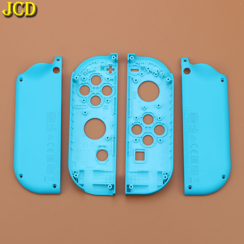 Image 5 - JCD Hard Plastic R L Housing Shell Case Cover for Switch NS NX Joy Con Controller for Joy Con Battery Bracket Handle Inner Frame-in Cases from Consumer Electronics