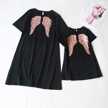 Vestido Alas para Madres e Hijas