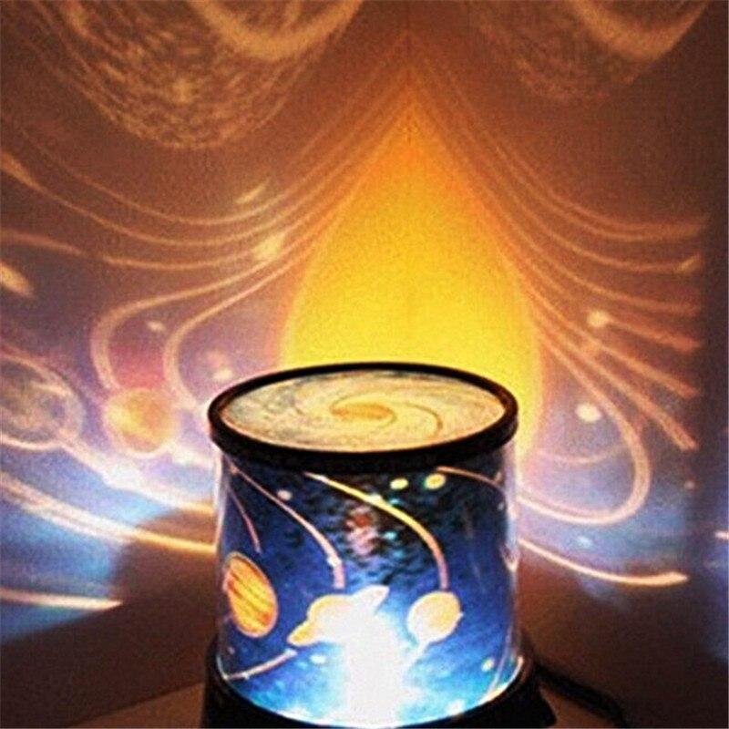 Удивительные мигающий Красочные Sky Star Master Ночник Прекрасный Небо звездное Звезда проектор Новинка романтические подарки P22 ...