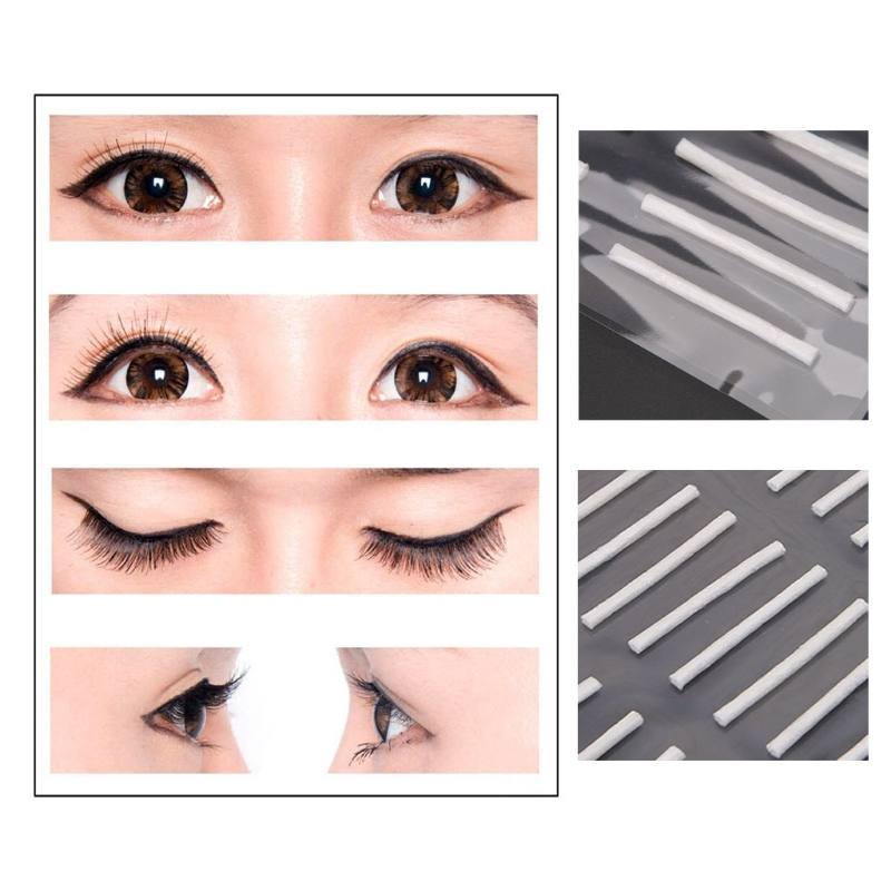 bd41a560929 1bag(32pcs) x Eyelash perm rods(other accessories demo in the picture is not  included.)\\