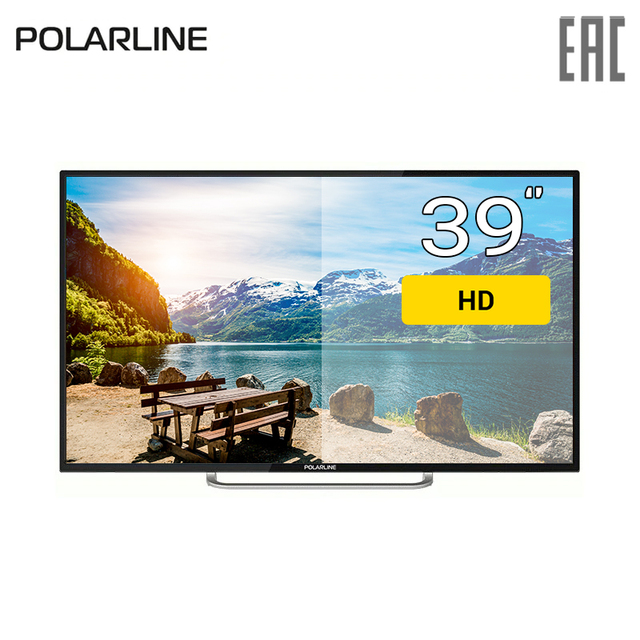 "Телевизор 39"" Polarline 39PL11TC HD"