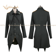 Kisstyle Fashion Strike Witches Gertrud Barkhorn Trude Uniform COS Clothing Cosplay Costume,Customized Accepted