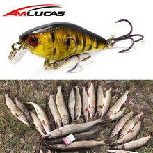 Topwater Minnow Fishing Lures 45mm 4.4g Artificial Hard Bait Japan Mini Fish Wobblers Pesca Crankbait Carp Fishing WW304Y(China)