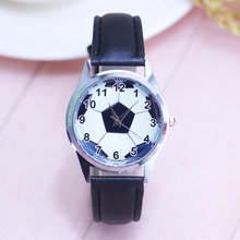 2018 men children boys cool cartoon football personality quartz wrist
