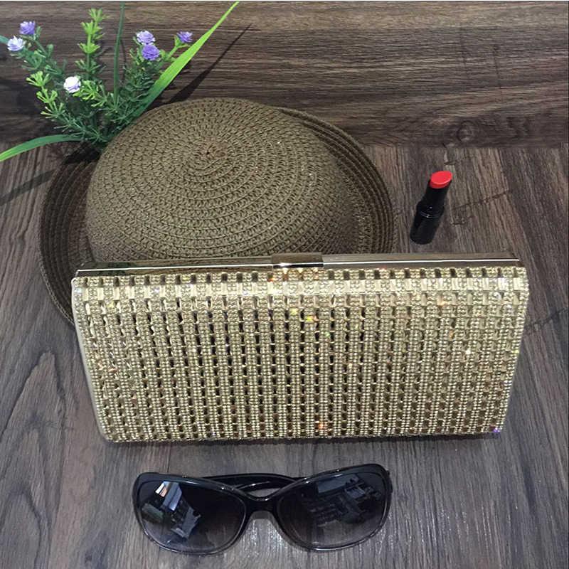Hisuely 2019 новое поступление лучшая цена полная Алмазная вечерняя сумка высокого качества сумки/клатч кошелек/Свадебные вечерние сумки WY126